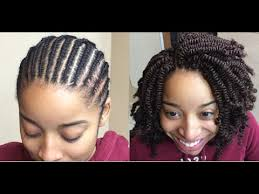 83 the right way to twist spring twist hair youtube