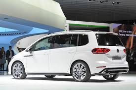 vw minivan 2015 vw prices new touran from u20ac23 350 in germany