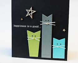 25 unique cat cards ideas on pinterest cat birthday cards love