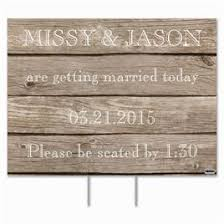 wedding plaques personalized wedding signs personalized yard signs invitations by