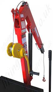 pivoting arm counterbalance workshop floor crane with hydraulic