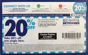 Bed Bath N Beyond Coupon Bed Bath And Beyond 20 Off Printable Coupon July 2013