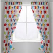 Cheap Girls Curtains Buy Colourmatch Kids U0027 Star Curtains 168 X 137cm At Argos Co Uk