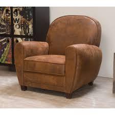 canapé vieux cuir fauteuil imitation vieux cuir achat vente fauteuil cuir