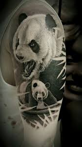 363 best panda tattoos images on pinterest chinese drawings and