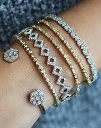 fashion diamond bracelet images Mix and match your bracelet stack with our dainty cuffs diamonds jpg