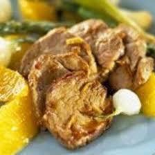 cuisiner un filet mignon de porc recette filet mignon de porc à l orange