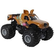 buy wheels monster jam trucks 24 wheels scooby doo truck