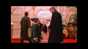 Trump Home Donald Trump 2017 Cameo Home Alone 2 Real Youtube