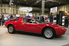 maserati merak engine photos from the 2017 classic motor show my car heaven