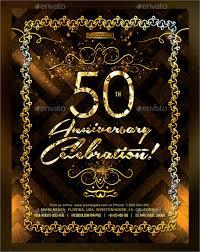 50th birthday flyer template free stackerx info