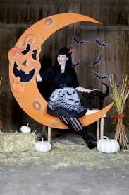 antique halloween flying witch background best 20 halloween backdrop ideas on pinterest halloween dance