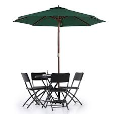 Patio Umbrella Canopy Replacement 8 Ribs by Aliexpress Com Buy Ikayaa Us Stock Wooden 2 7m Patio Umbrella