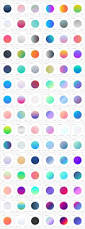 top 25 best gradient color ideas on pinterest company