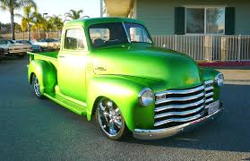 Classic Chevy Custom Trucks - 1953 chevrolet custom show truck