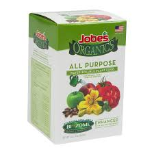 All Natural Flower Food All Purpose Water Soluble Plant Food Fertilizer Jobes Organic