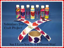 valentine u0027s craft projects coloredsand com