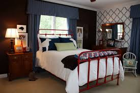bedroom excellent bedroom decorating ideas brown and red bedroom