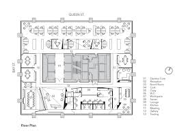 Floor Plan Of An Office by Gallery Of Polar Securities Office Maclennan Jaunkalns Miller