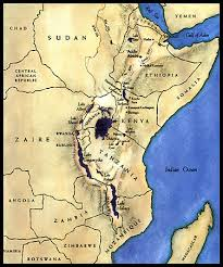 africa map great rift valley sub saharan servant the great rift valley adventures and background