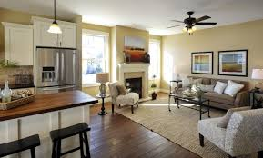 open concept floor plan painting nice home zone