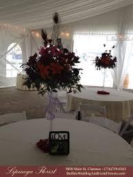 Eiffel Tower Vase With Flowers Autumn Wedding Buffalo Ny Buffalo Wedding U0026 Event Flowers By