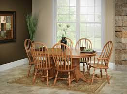 Amish Oak Dining Room Furniture Oak Furniture Dining Tables Countryside Amish Furniture