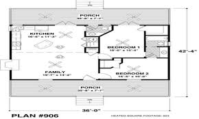 100 small cabin plans with porch cottage house plans with