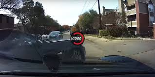 Black Mustang Crash Ford Mustang Crashes Into Porsche Cayman Attempting Stupid Overtake