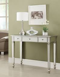 Silver Accent Table Small Silver Accent Table In Soulful Coronet Accent Table In View