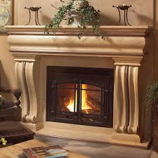 stone fireplace mantels picture cast stone fireplace mantels