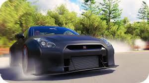 nissan gtr youtube top speed nissan gtr black edition horizon edition top speed challenge