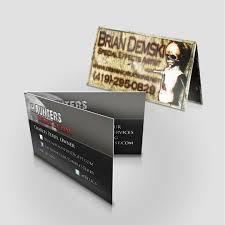 folded business cards jakprints inc