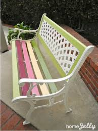 Old Park Benches Sprucing Up Old Benches Outside Landscaping Pinterest Bench