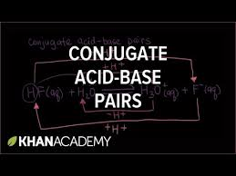 Khan Academy Periodic Table Conjugate Acid Base Pairs Khan Academy