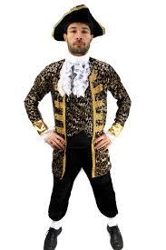 baroque halloween costumes costume aristocrat pirate nobleman captain baroque caribbean