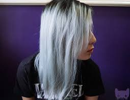 pravana silver hair color omgluie hair dye review lunar tides in slate grey
