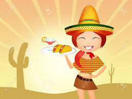 margarita clipart mexican with tacos and margarita stock photo picture and