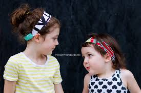 fabric headbands sided fabric headband pattern