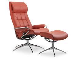stressless chair u0026 ottoman century house wi