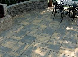 24x24 Patio Pavers by Patio Stones Patio Stones Jackson Nj Stone Patios In Jackson Nj
