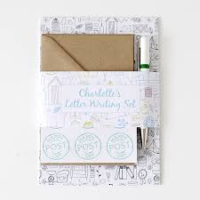writing paper set gorgeous stationery sets to celebrate national letter writing day illustrated letter writing set letter