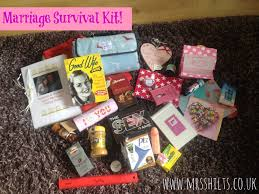 28 best marriage survival kit images on pinterest wedding gifts