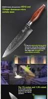 aliexpress com buy haoye damascus chef cooking knife japanese