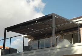 Coupe Vent Terrasse Retractable by Equipement De Terrasse Archives Exonido Pergolas Sur Mesure