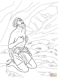 samuel coloring pages from the bible elijah burning altar coloring pages coloring home