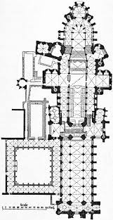 canterbury cathedral floor plan file eb1911 cathedral fig 1 plan of canterbury cathedral jpg