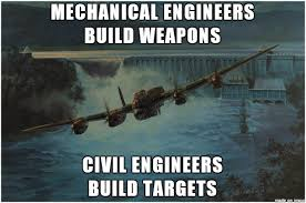 Mechanical Engineer Meme - people who drop out of engineering programs to become english
