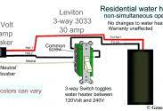 single pole light switch with 3 black wires i have single pole light switch with 3 black wires one wire wiring