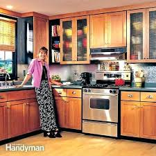strip kitchen cabinets how to strip and refinish kitchen cabinets abana club